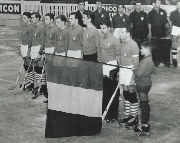 Los italianos, en la década de los 50, inventaron el clásico Cuadrado.